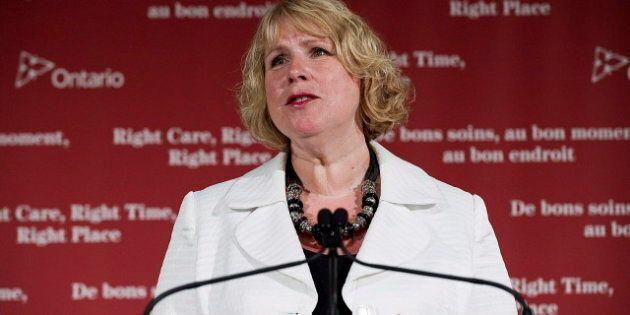 Ontario Health Minister Deb Matthews Under Fire Over $2 Million Ornge