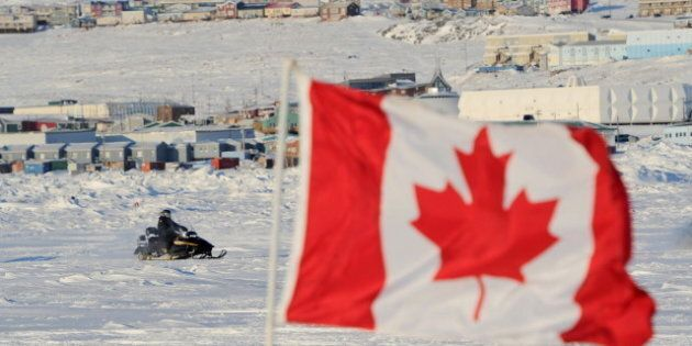 Helicopter Involved In Nunavut Rescue Goes