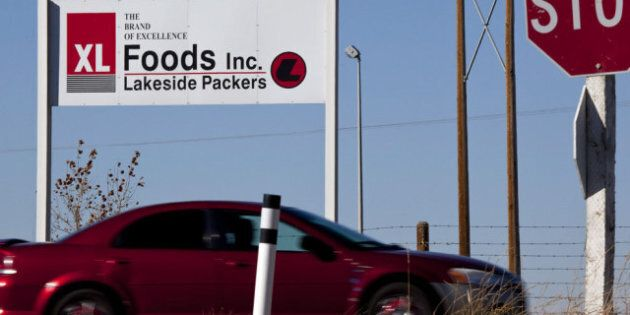 JBS Buys XL Foods: Brazilian Company Buys Alberta Beef Plant Involved In Canada's Largest Beef