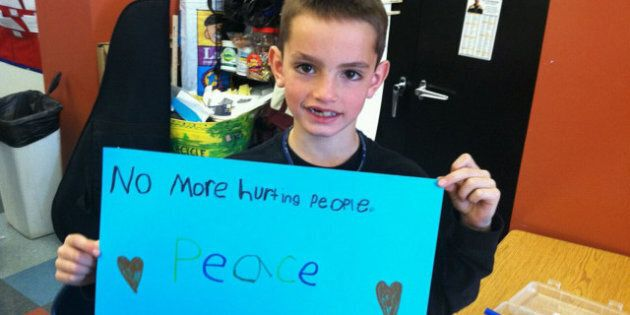 Wise Words From an Eight-Year-Old:
