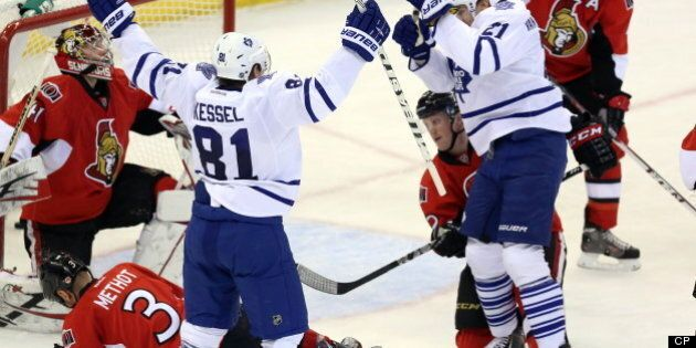 Toronto Maple Leafs Playoffs: Leafs Beat Sens 4-1, Qualify For Playoffs For First Time Since