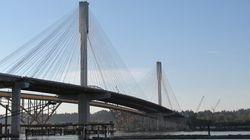 Port Mann Bridge Opens