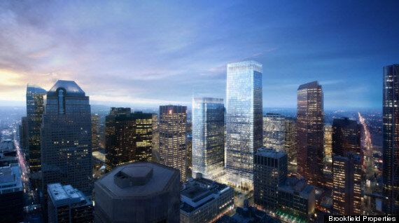 225 Sixth Skyscraper: Planned Tower Will Eclipse The Bow As Tallest On Calgary's