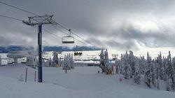 Snowboarder Dies At B.C. Ski