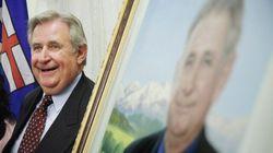 Former Premier Ralph Klein Seriously