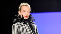 Brrr! Toronto Fashion Week Gets Bundled