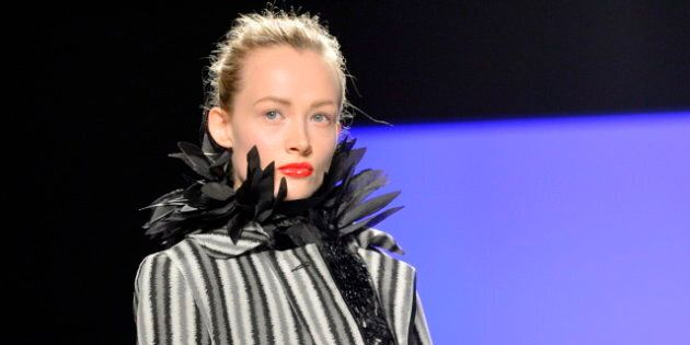 Toronto Fashion Week Day Two: David Dixon, Sid Neigum, Line Knitwear Tell Us To Bundle