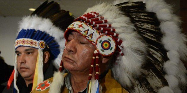 First Nations Resources: Chiefs Vow To Block Projects If Ottawa Doesn't Play