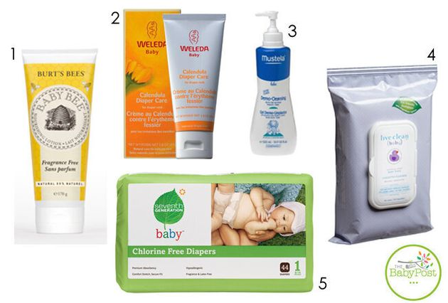 Five All-Natural Baby