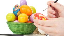 WATCH: Easter Egg Decorating Ideas For