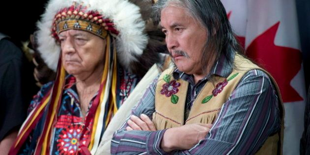 First Nations Leaders Vow To Stop Keystone, Northern Gateway