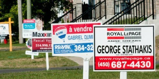 House Prices: Canada Saw 6th Straight Month Of Declines, Teranet