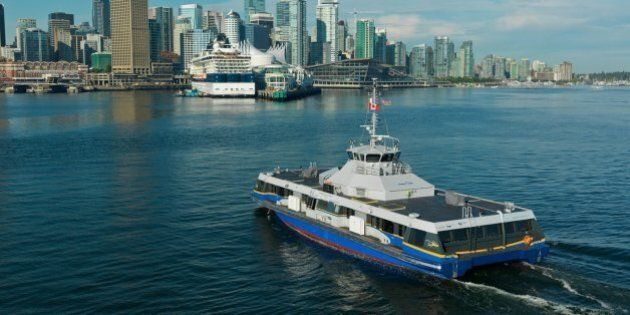TransLink Passed Up $2M For Seabus Replacement, Says