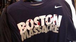 Nike Swiftly Pulls 'Boston Massacre' T-Shirt From
