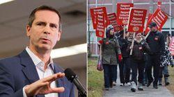 Teachers' Walkout Illegal, Labour Board