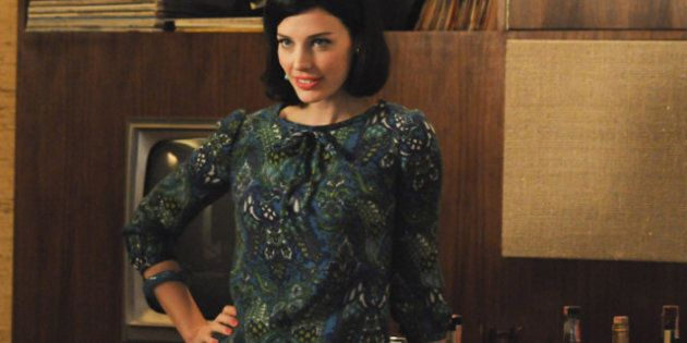 'Mad Men' Banana Republic Line Inspired By Canadian Character Megan