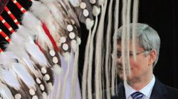 What Harper Wanted From First Nations