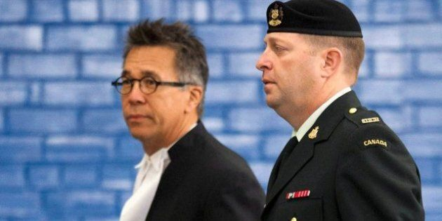 Darryl Watts Sentencing: Military Judge To Decide Fate Of Convicted Calgary