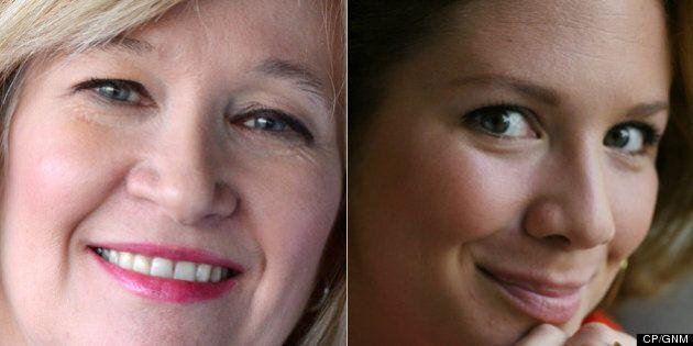 Laureen Harper: Sophie Gregoire, Justin Trudeau's Wife, 'Could Give Me
