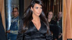 LOOK: Kim Kardashian Is Busting