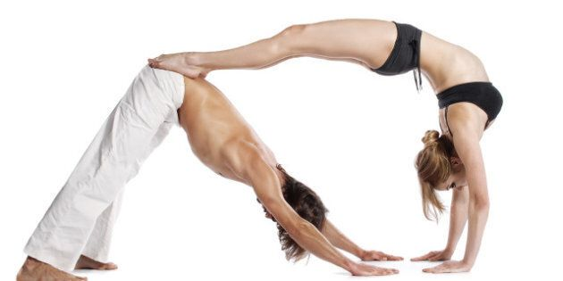 Partner Yoga: 5 Poses To Strengthen Your Body -- And