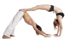 5 Partner Yoga Poses To Strengthen Your Body — And