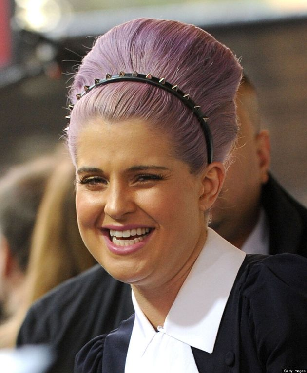 Kelly Osbourne's Nightmare Tan: 'Fashion Police' Star Has Bronzer Mishap