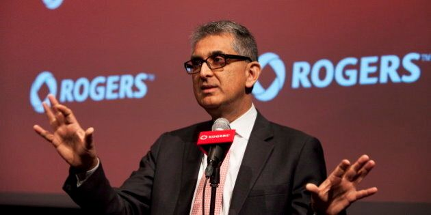 Rogers Customers Service Needs To Be 'Significantly' Improved, CEO Nadir Mohamed