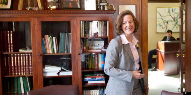 Alison Redford First Year In Office One Of Betrayal, Broken Promises:
