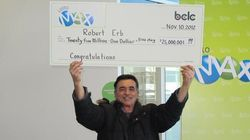 B.C. Lottery Winner Shares