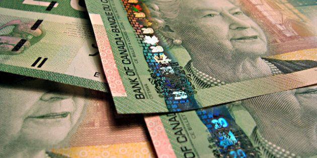 canadian twenty dollar