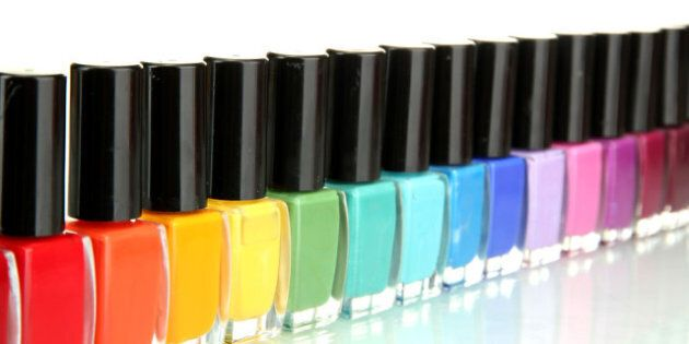 Nail Polish Club: Would You Share Colours With