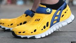 LOOK: Running Shoes Are Similar To