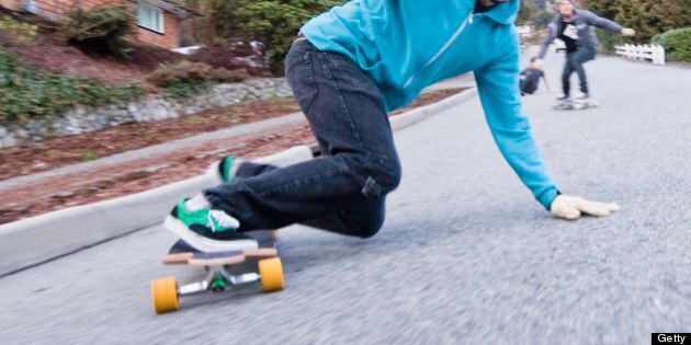 Longboarder, 12, Injured In Maple Ridge