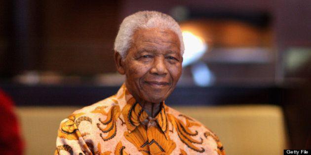 Leaders Mourn Mandela But Miss His