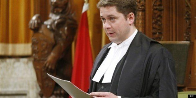 Andrew Scheer To MPs: Compete For The Right To Speak And You May Get