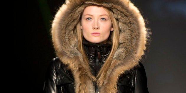 Toronto Fashion Week Fall 2013: Designers Mix And Match On Day