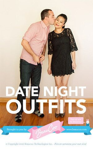 The Perfect Outfit for Any Kind of Date