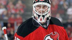 WATCH: Devils Goalie 'Scores' A