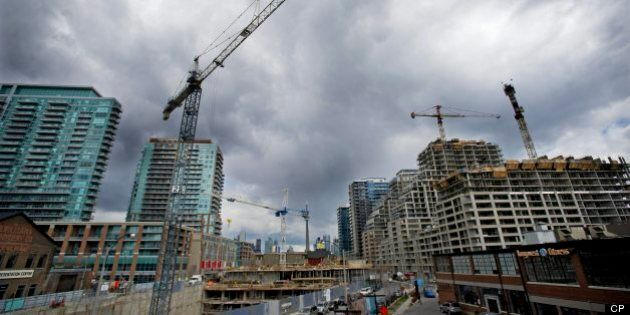 Housing Starts: Canada Sees Large Jump, Raising Fears Of