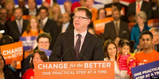BC NDP Platform