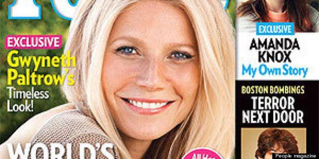 Gwyneth Paltrow Named People Magazine's 2013 Most Beautiful Woman