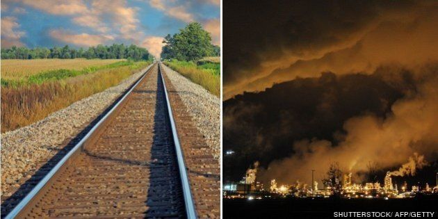 Cenovus Energy Considers Rail To Move Oilsands Bitumen In Specialized