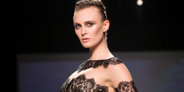 Toronto Fashion Week Fall 2013: Low-Key And Lavish Looks Close The