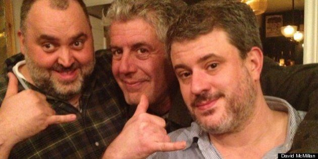 Anthony Bourdain In Quebec: Joe Beef's David McMillan Dishes On 'Parts Unknown'