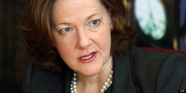 Alberta Poll Suggests Alison Redford's Popularity Problems Are Dragging Down