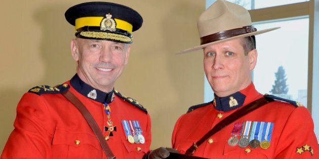 RCMP Heroes: Alberta Mounties Receive Bravery