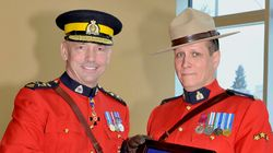 LOOK: These Mounties Done