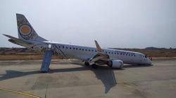 Cet atterrissage d'avion en urgence en Birmanie aurait pu bien plus mal se