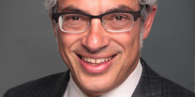 Tony Clement Visits The Huffington Post